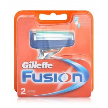 Gillette Fusion Manual náhradní hlavice 2 ks Gillette - 1