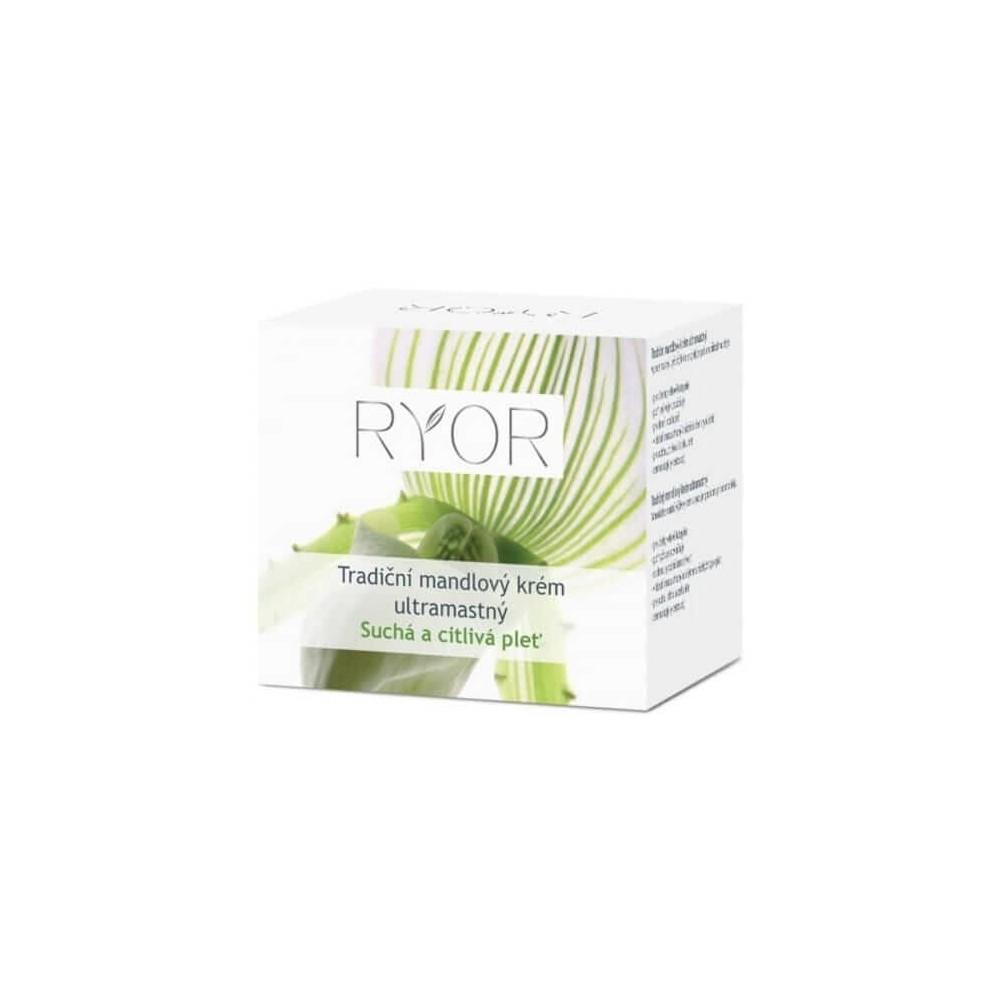Ryor Ryoherba tradiční mandlový krém ultramastný 50 ml RYOR - 1