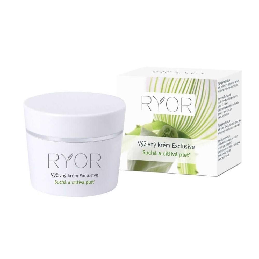Ryor Exclusive výživný krém 50 ml RYOR - 1