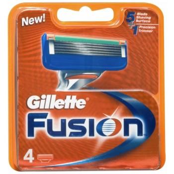 Gillette Fusion Manual náhradní hlavice 4 ks Gillette - 1