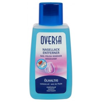 Oversa - Odlakovač na nehty s obsahem oleje 125ml  - 1