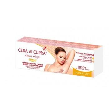 Cera di Cupra - depilační krém bikiny a podpaží 100 ml CERA di CUPRA - 1