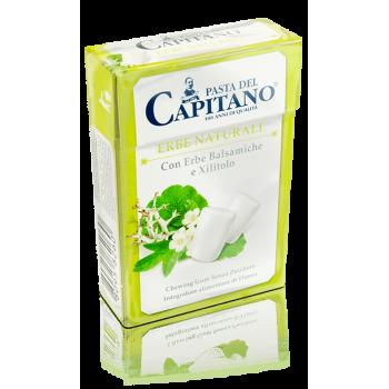 Pasta del Capitano - žvýkačky s příchutí léčivých bylinek - box 21 ks pasta del capitano - 1