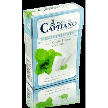 Pasta del Capitano - žvýkačky s příchutí máty jemné - 21 ks pasta del capitano - 1
