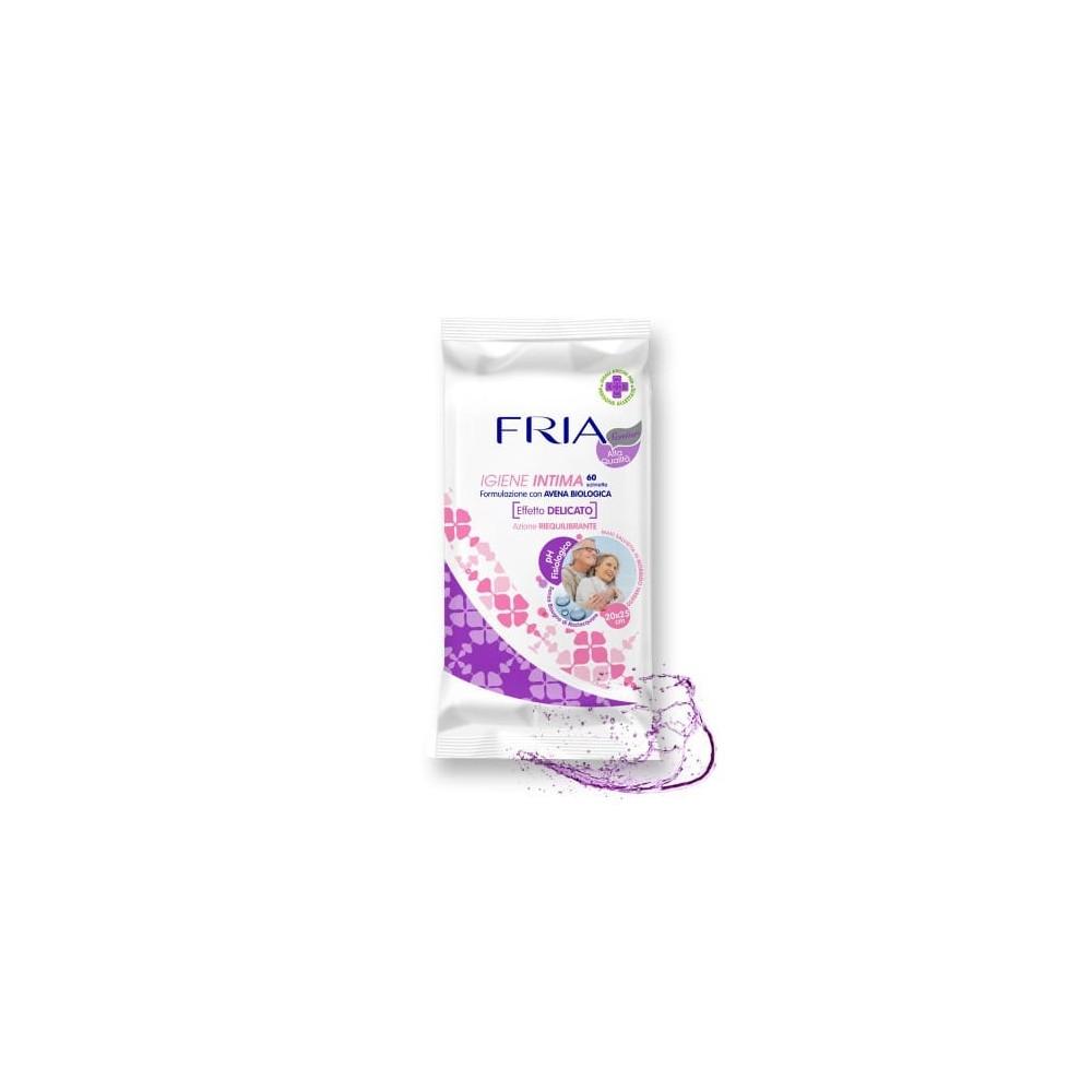FRIA - jemné utěrky pro seniory na intimní místa 60 ks FRIA - 1