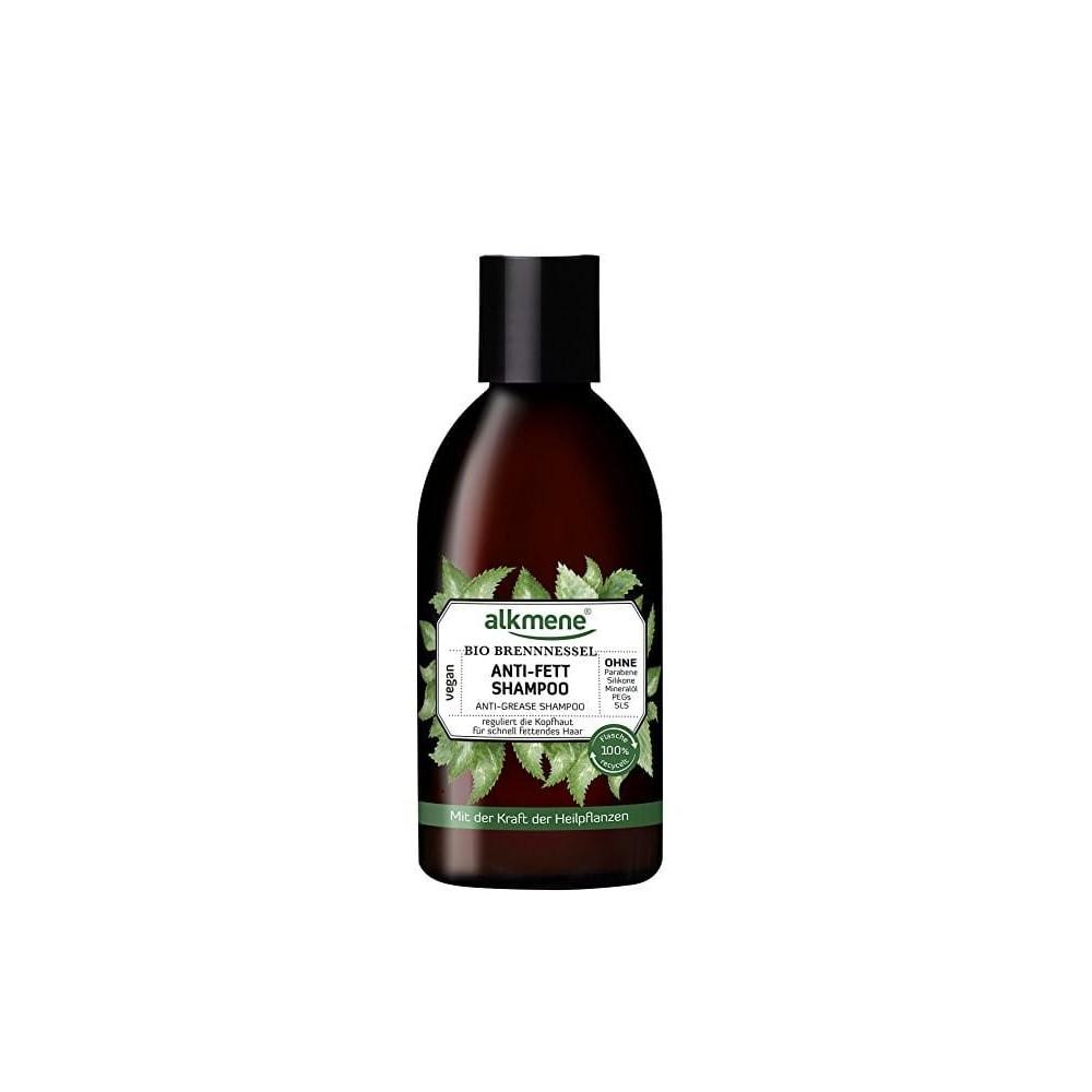 Alkmene - BIO kopřivový šampon pro mastné vlasy 250 ml Alkmene   Přírodní kosmetika - 1