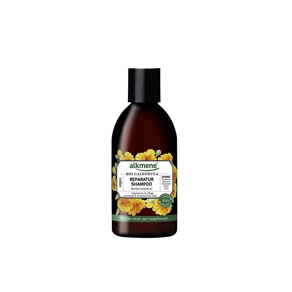 Alkmene - BIO šampon z měsíčku lékařského pro suché a poškozené vlasy 250 ml Alkmene   Přírodní kosmetika - 1