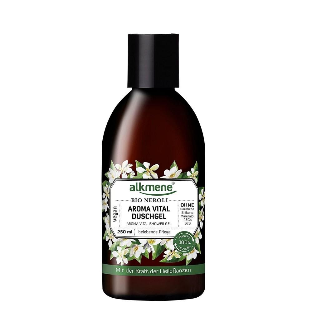 Alkmene - BIO aromatický sprchový gel z květu pomerančovníku hořkého 250 ml Alkmene | Přírodní kosmetika - 1