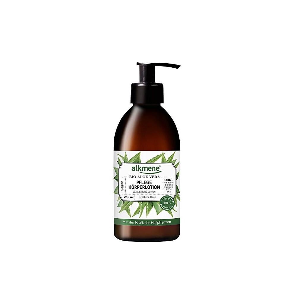 Alkmene - BIO pečující a vitalizující tělové mléko z aloe vera 250 ml Alkmene | Přírodní kosmetika - 1