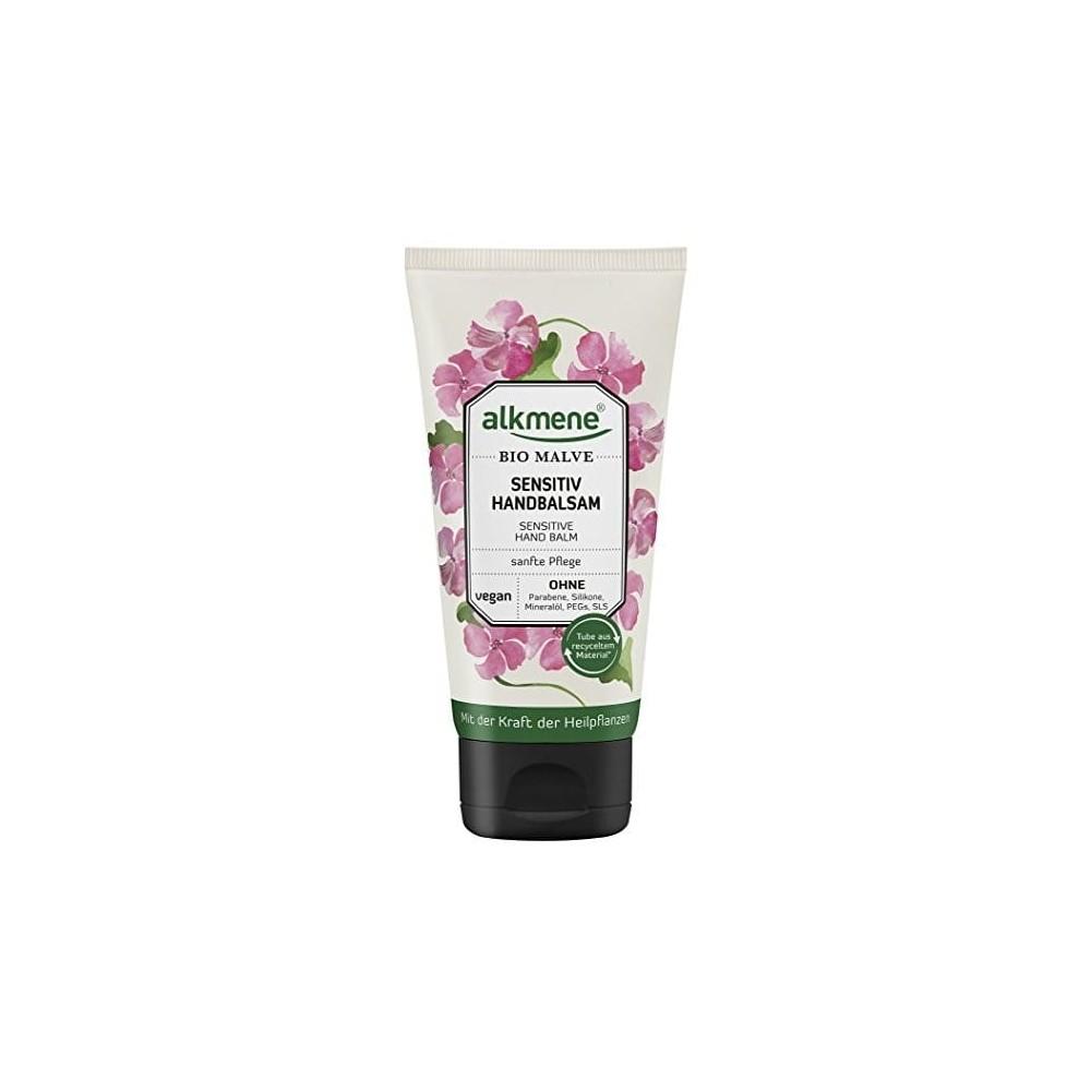 Alkmene - BIO slézové balzám na ruce pro citlivou a suchou pokožku 75 ml Alkmene   Přírodní kosmetika - 1