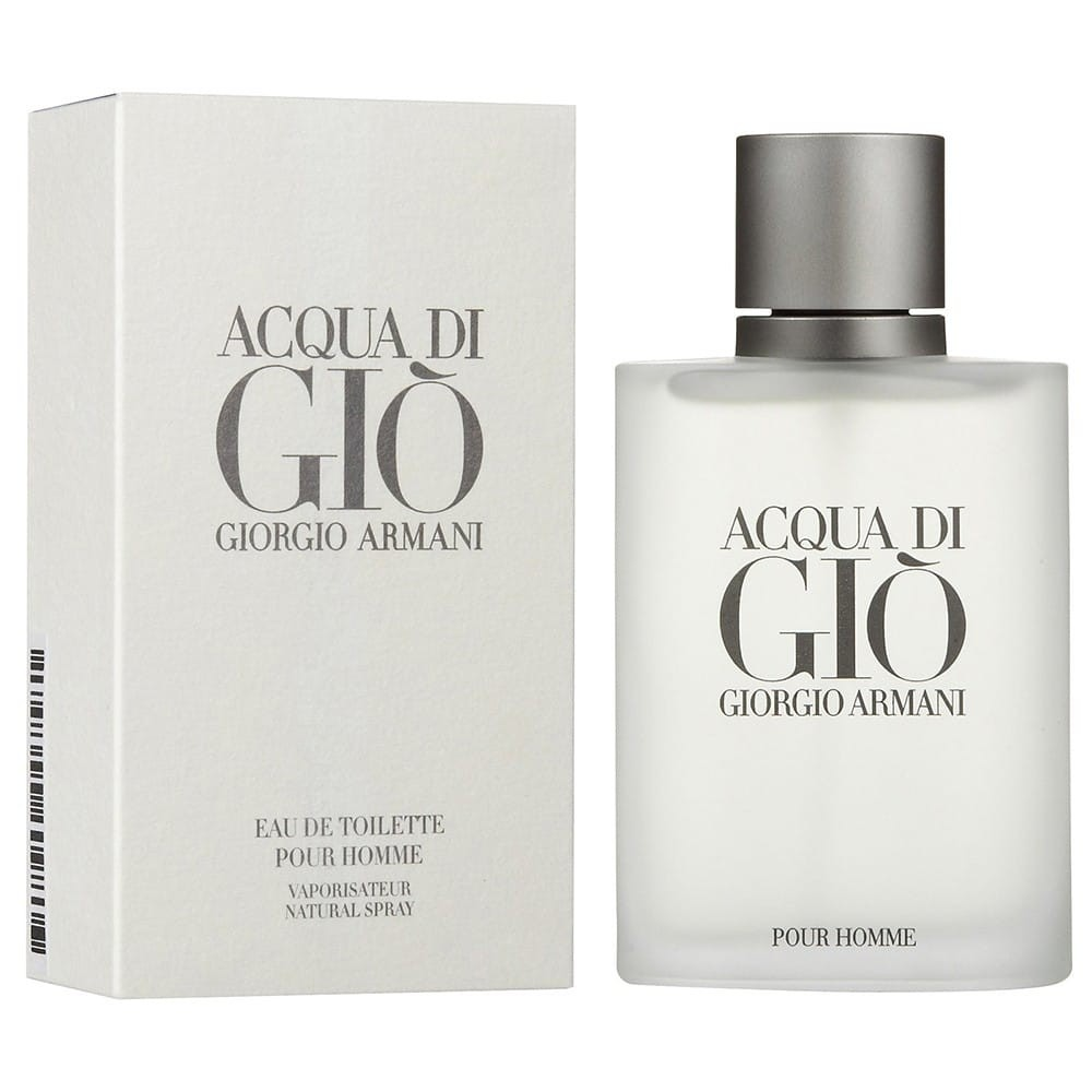 Giorgio Armani Acqua di Gio toaletní voda pánská 50 ml  - 1
