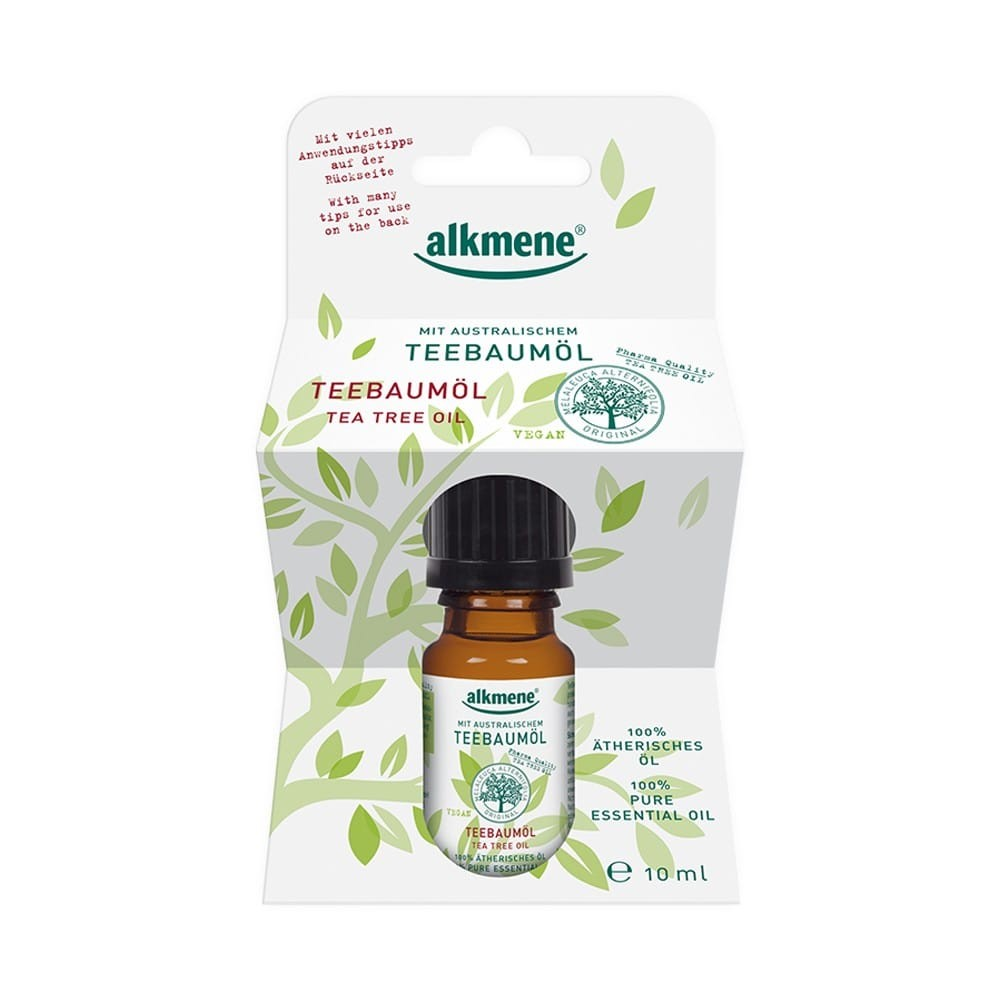 Alkmene Tea Tree oil - 100 % čistý éterický olej 10ml Alkmene   Přírodní kosmetika - 1