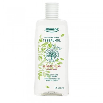Alkmene Tea Tree oil - ústní voda 500 ml Alkmene | Přírodní kosmetika - 1