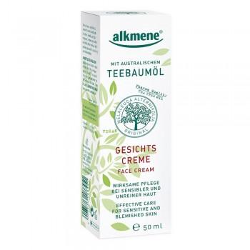 Alkmene Tea Tree oil - pleťový krém 50 ml Alkmene | Přírodní kosmetika - 1