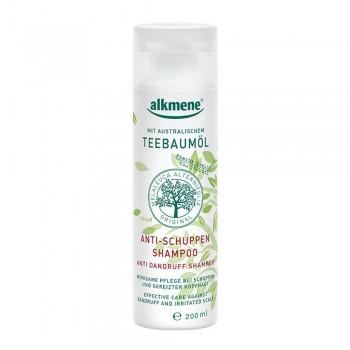 Alkmene Tea Tree oil - šampon proti lupům 200 ml Alkmene | Přírodní kosmetika - 1