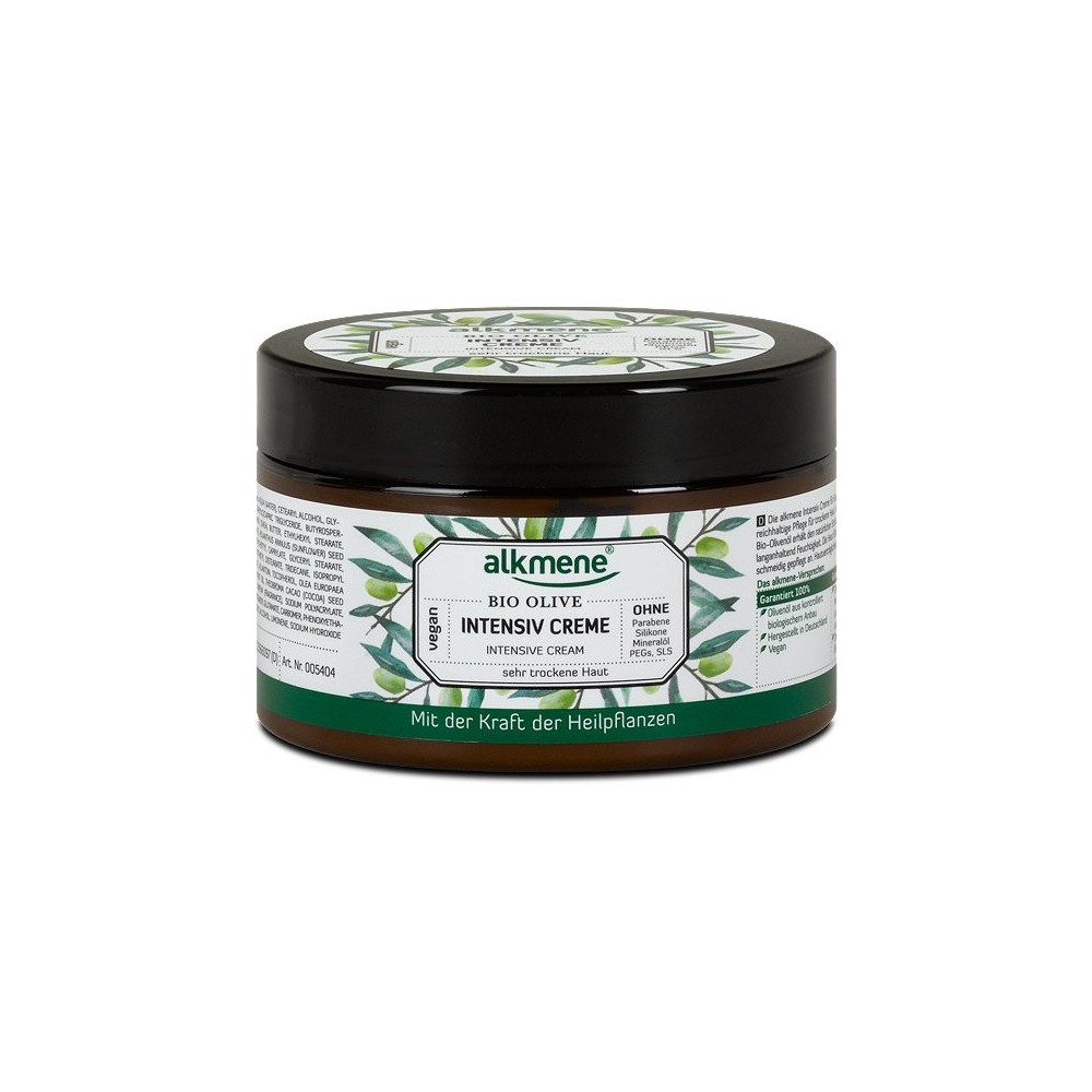 Alkmene - BIO olivový intenzivní krém na obličej a tělo 250 ml Alkmene   Přírodní kosmetika - 1