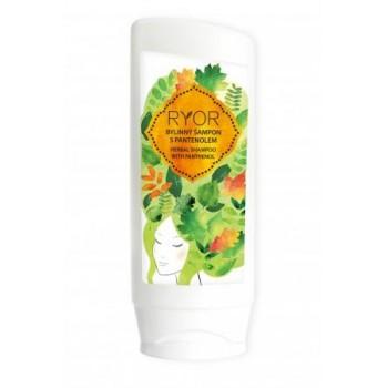 Ryor Hair Care bylinný šampon s panthenolem 200 ml RYOR - 1