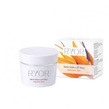 Ryor denní krém s koenzymem Q10 a UV filtrem 50 ml RYOR - 1