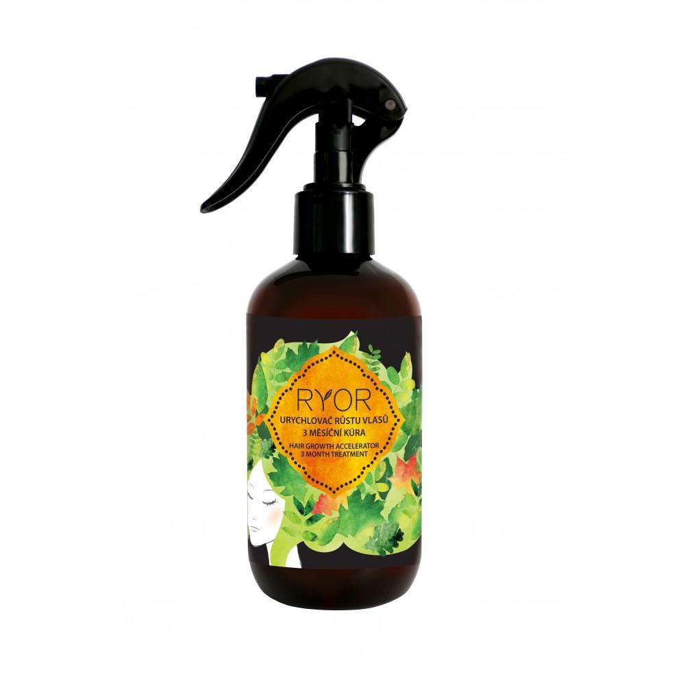 Ryor urychlovač růstu vlasů 250 ml RYOR - 1