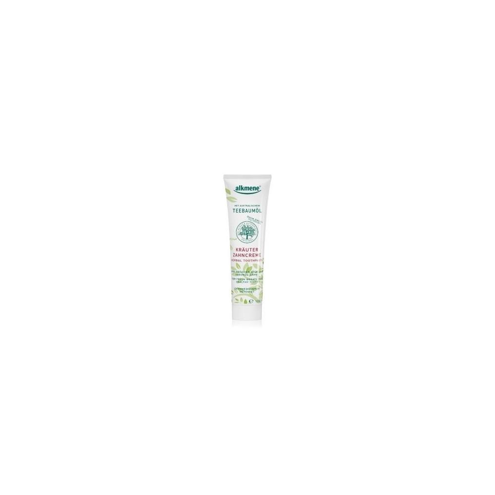 Alkmene TEA TREE zubní pasta HERBAL 100 ml Alkmene | Přírodní kosmetika - 1