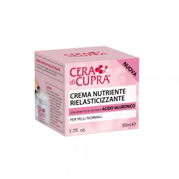 Cera di Cupra - elastický výživný krém s kyselinou hyaluronovou pro normální pleť 50 ml CERA di CUPRA - 1