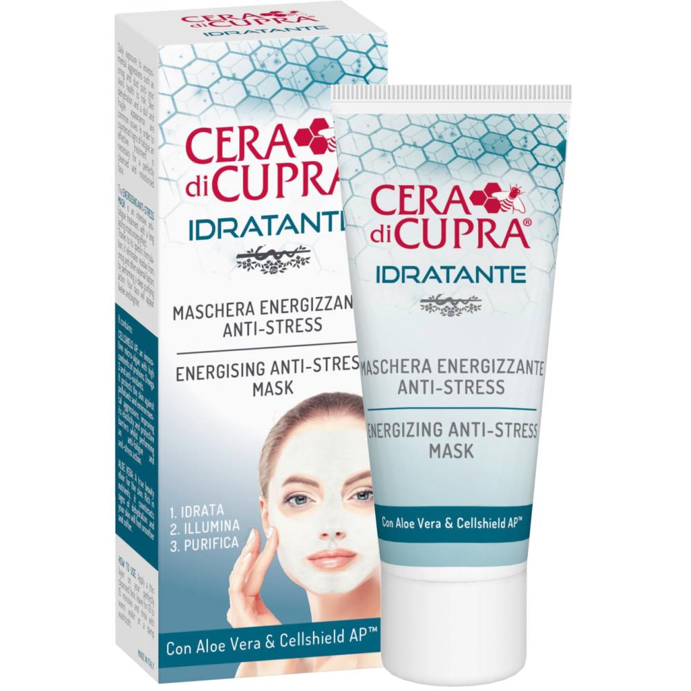 Cera di Cupra - energizující, antistresová, antioxidační pleťová maska 75 ml CERA di CUPRA - 1