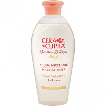 Cera di Cupra - hydratační micerálna voda pro citlivou pleť 200 ml CERA di CUPRA - 1