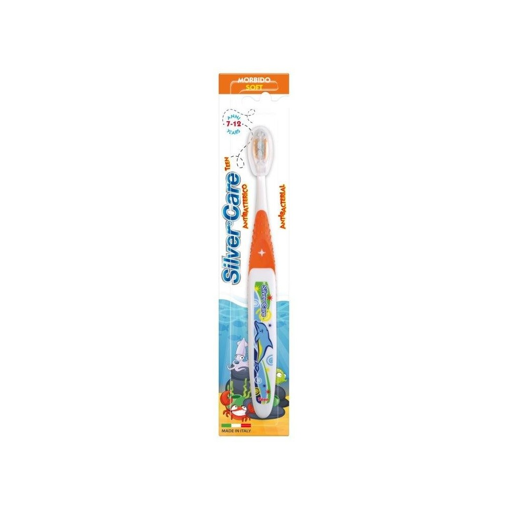 SilverCare zubní kartáček Junior měkký 7-12 let SilverCare - 1