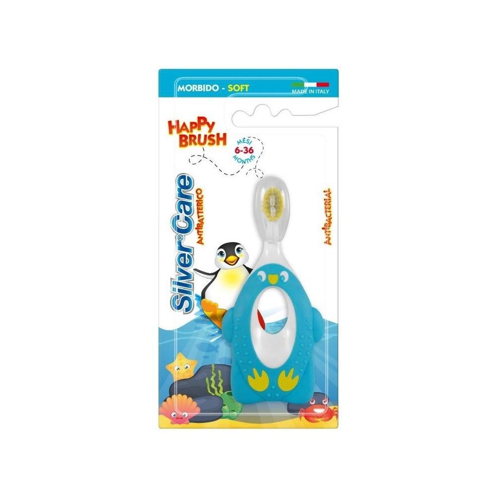 SilverCare zubní kartáček baby měkká 6-36 měsíců 1ks SilverCare - 1