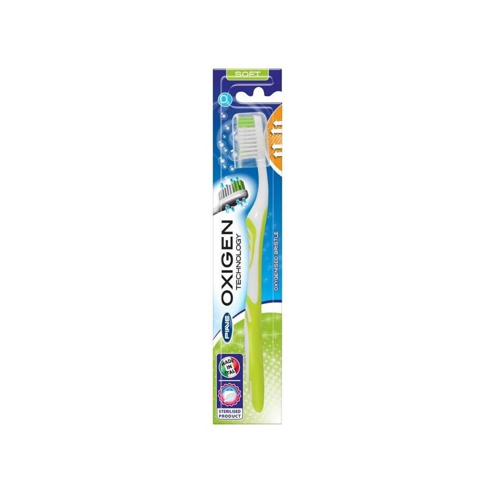 SilverCare Zubní kartáček Oxigen měkká 1ks SilverCare - 1
