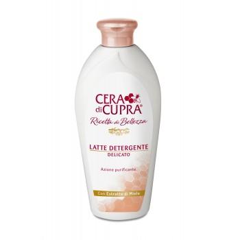 Cera di Cupra - jemné pleťové čistící a odličovací mléko 200 ml CERA di CUPRA - 2