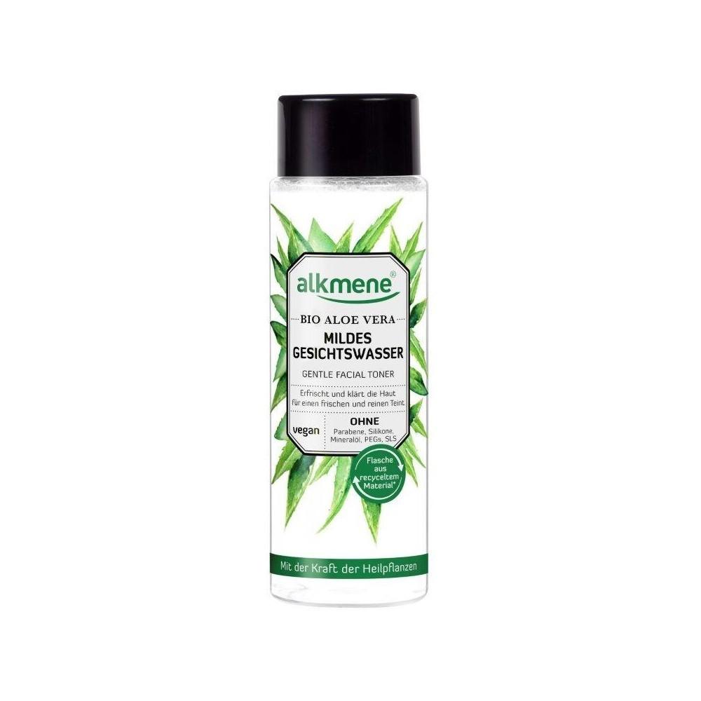 Alkmene - BIO aloe vera jemná čistící pleťová voda 200 ml Alkmene   Přírodní kosmetika - 1