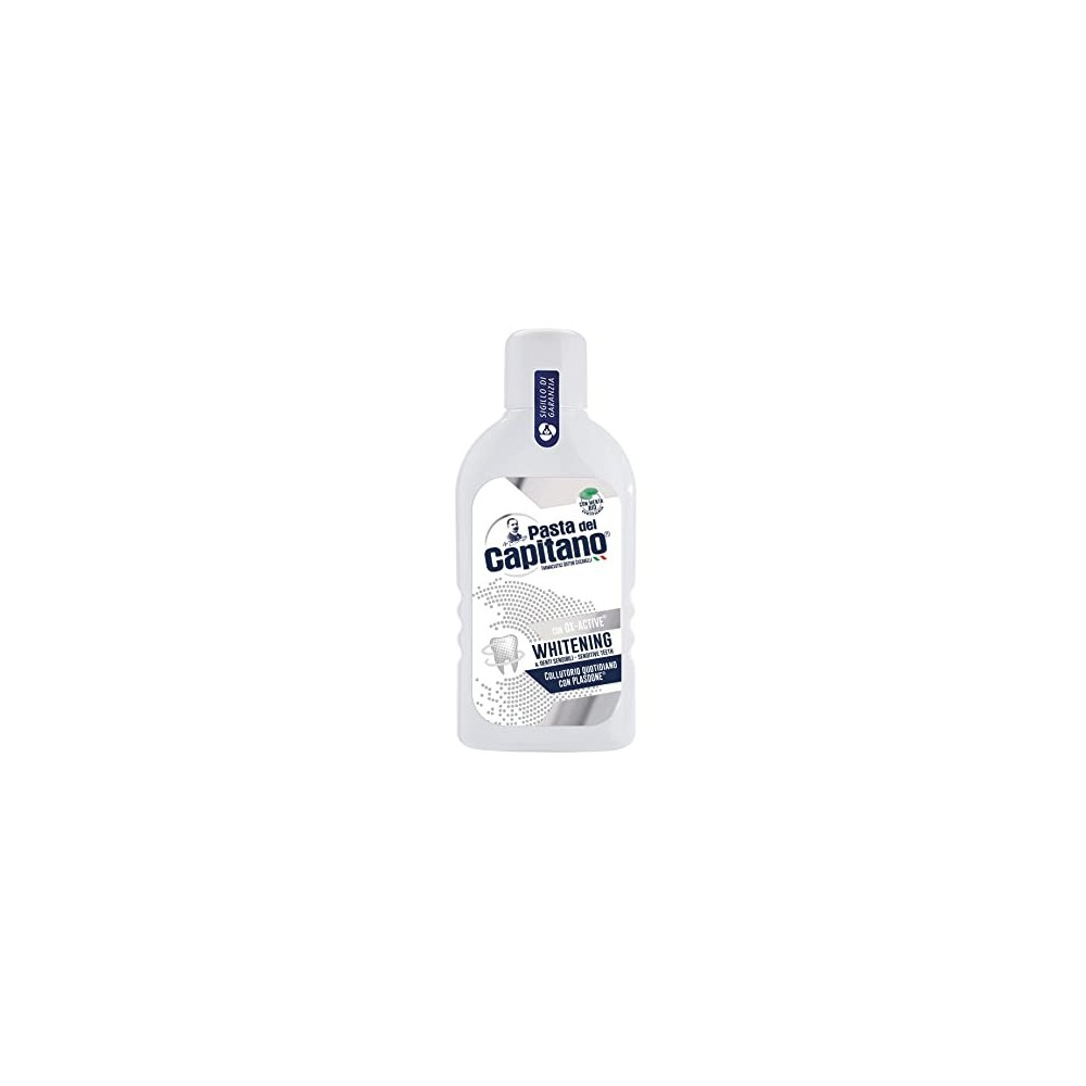 Pasta del Capitano ústní voda ox-active bez alkoholu 400 ml pasta del capitano - 1