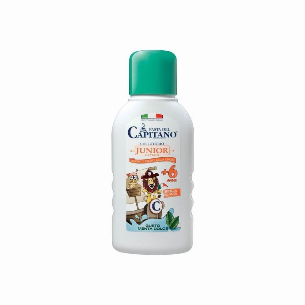 Pasta del Capitano ústní voda pro děti pro děti ve věku 6 a více let 250 ml pasta del capitano - 1