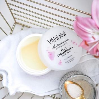 Vandini - Tělový cukrový peeling pro všechny typy pokožky 220 g Aldo Vandini - 1
