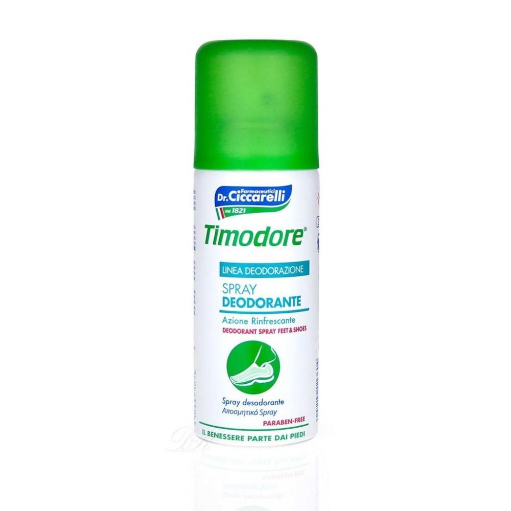 Timodore antibakteriální sprej na nohy 150 ml Timodore - 1