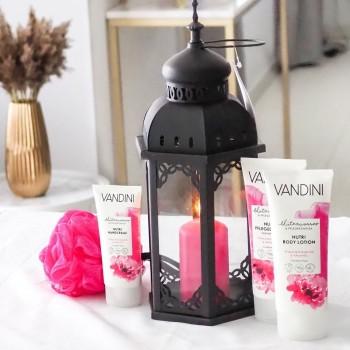 Vandini - NUTRI Výživné tělové mléko pro suchou pokožku 200 ml Aldo Vandini - 2
