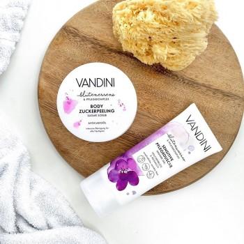 Vandini - SENSITIVE Jemný sprchový gel fialka a ryžové mléko pro citlivou pokožku 200 ml Aldo Vandini - 4