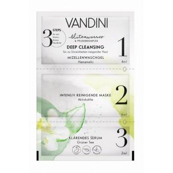 Vandini BEAUTY hloubkově čistící pleťová maska 12 ml Aldo Vandini - 1