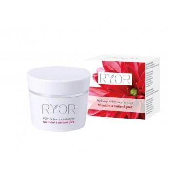 Ryor výživný krém s ceramidy 50 ml RYOR - 1
