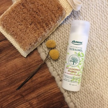 Alkmene Tea Tree oil - šampon proti lupům 200 ml Alkmene   Přírodní kosmetika - 2