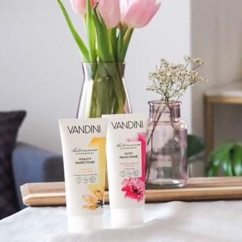 Vandini VITALITY vitalizující krém na ruce pro suchou a náročnou pokožku 75 ml Aldo Vandini - 3