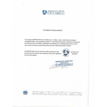 Cera di Cupra - intenzivní výživný a ochranný krém pro suchou pleť ROSA 75 ml CERA di CUPRA - 2