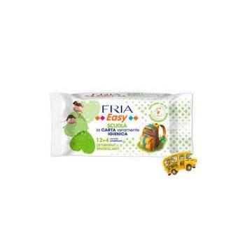 FRIA hygienické vlhčené, čisticí a osvěžující ubrousky 12 + 4 ks FRIA - 1