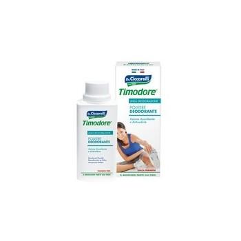 TIMODORE antibakteriální deodorant pudr na chodidla 75 ml Timodore - 1