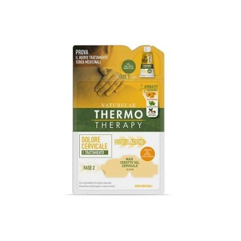 THERMO THERAPY gelový krém a Multifunkční gelová náplast 10x14 cm proti bolestem zad, svalů a kloubů Thermo Therapy - 1